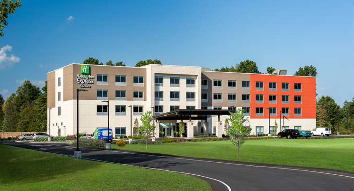 Holiday Inn Express by IHG @ Queensbury, NY