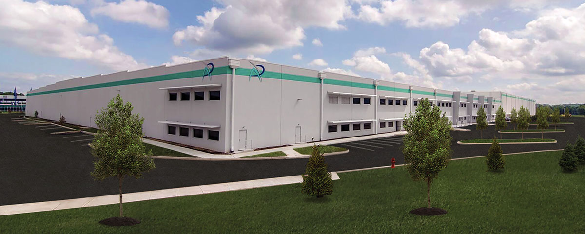 Aurobindo Pharma – Manufacturing & Packaging Facility @ East Windsor, NJ